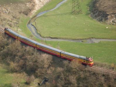 garnitura tren