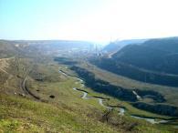 Râul Ciorna, Uzina Lafarge